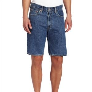 NWT Levi's Mens 550 Relaxed Fit Shorts